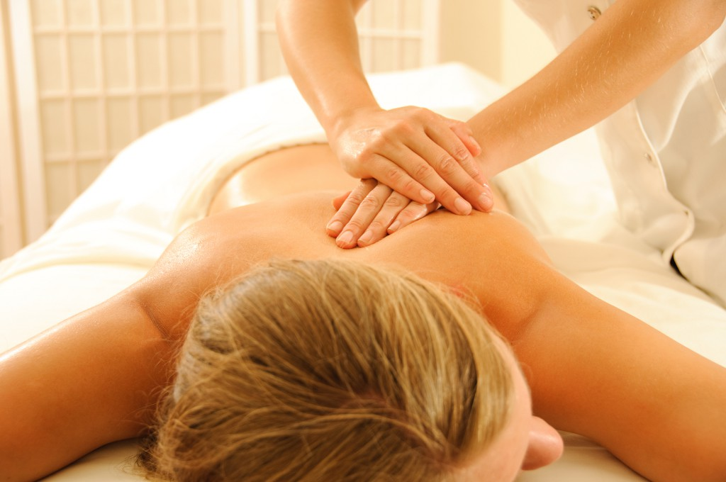 Treat yourself with relaxing massage from Simply Blissed
